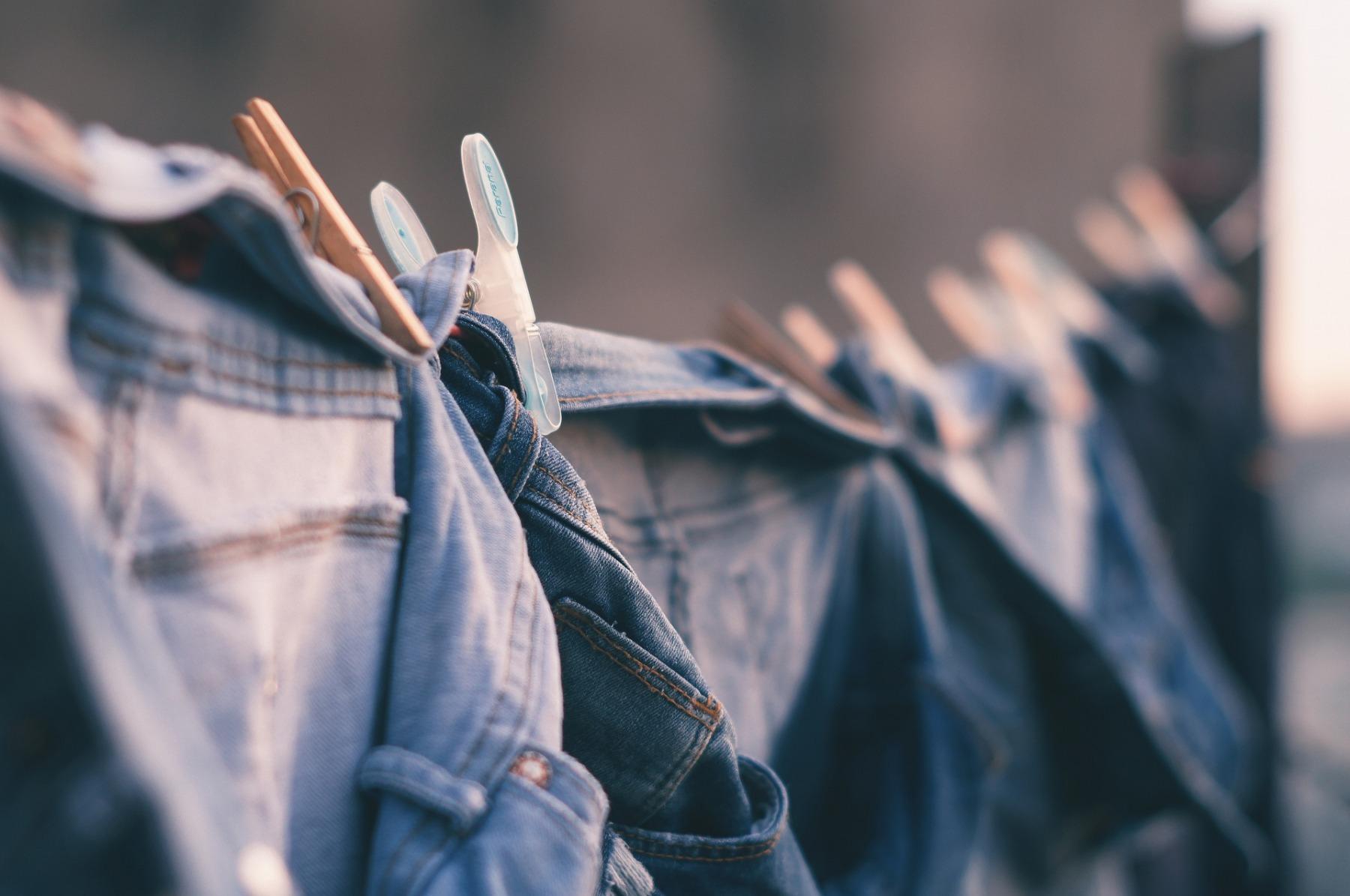 Der Weg einer Jeans - von der Baumwolle bis hin zum fertigen Produkt
